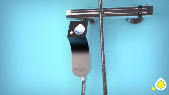 réalisation Prenez le contrôle de votre douche
