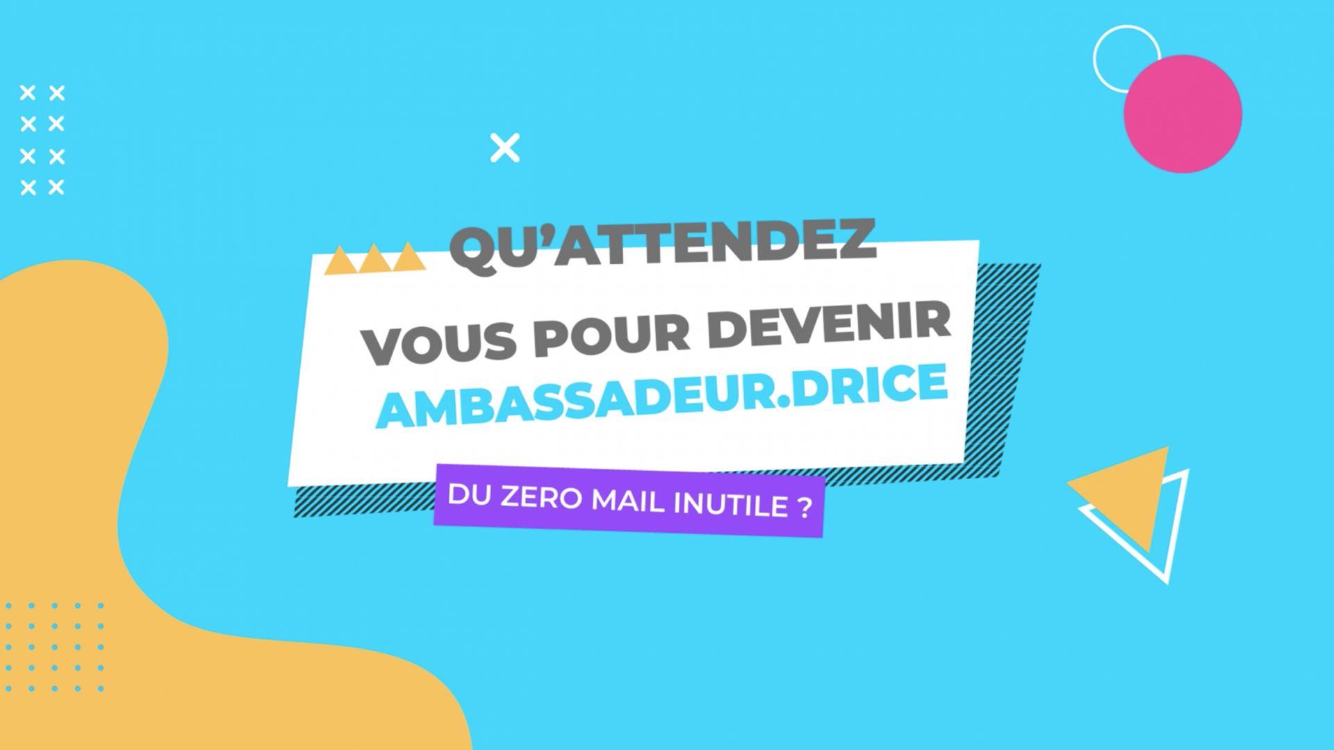 réalisation Zéro mail inutile - Préfecture de région PACA
