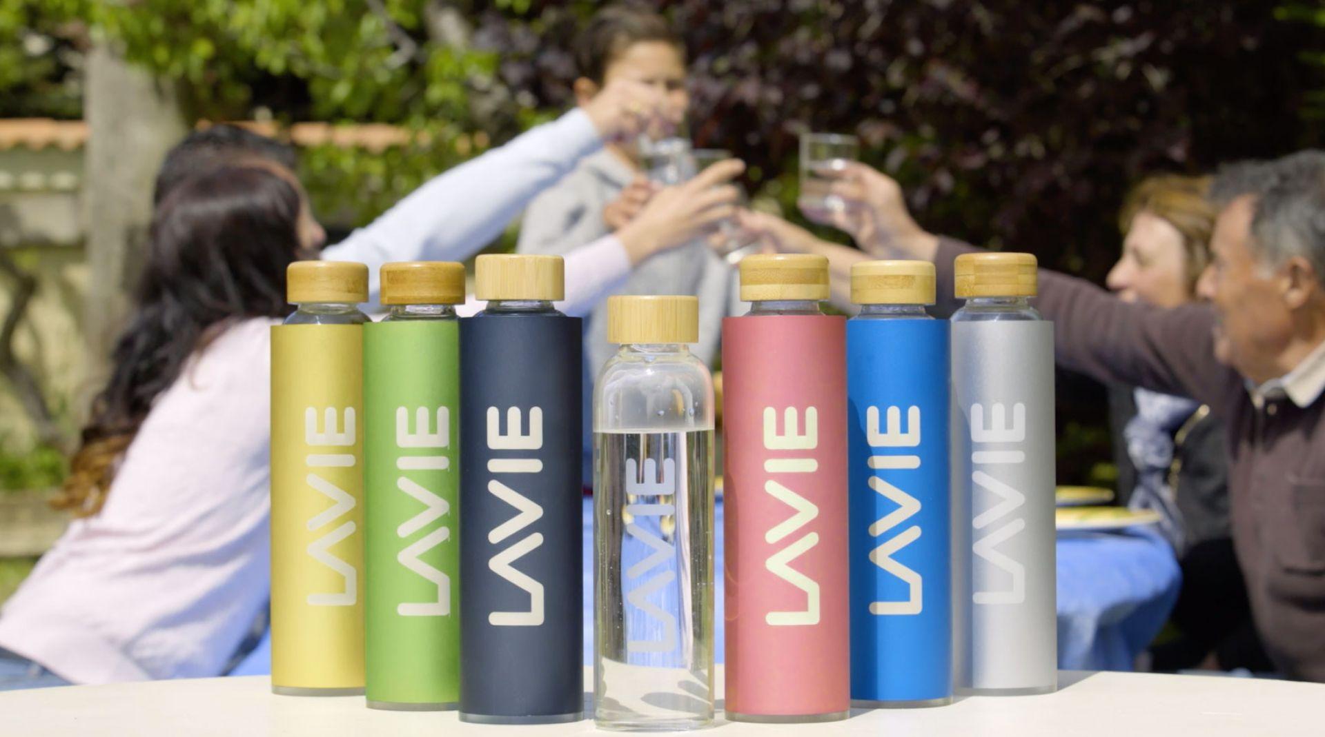 réalisation Une eau plus pure pour tous, partout ! - LaVie 2GO by Solable